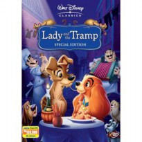 [DVD] LADY AND THE TRAMP SPECIAL EDITION [Licensed Indonesia]