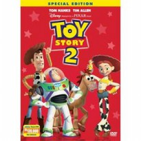 [DVD] TOY STORY 2 SPECIAL EDITION [Licensed Indonesia]