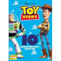 [DVD] TOY STORY SPECIAL EDITION [Licensed Indonesia] film