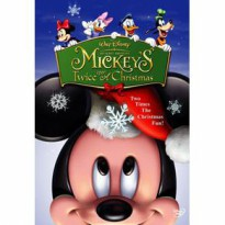 [DVD] MICKEY'S UPON TWICE A CHRISTMAS [Licensed Indonesia]