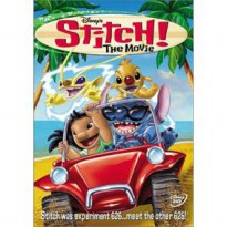 [DVD] STITCH THE MOVIE [Licensed Indonesia]