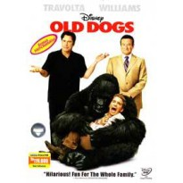 [DVD] Old Dogs [Licensed Indonesia]