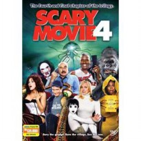 [DVD] SCARY MOVIE 4 [Licensed Indonesia]
