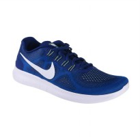 Nike Free Running 2017 Running Shoes - Blue White 880839-401