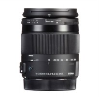 SIGMA 18-200mm f/3.5-6.3 DC Macro OS HSM | C For Canon