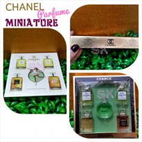 Parfum Chanel Miniature Gift Set