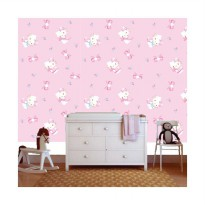 Sanrio Wallpaper KT 111 Kids Collection Dekorasi Dinding