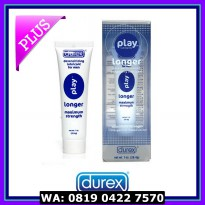 (Dijamin) Durex Play Longer