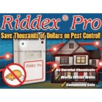 NEW RIDDEX PEST