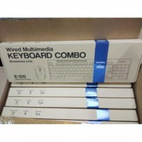Keyboard & Mouse Bundle AOC