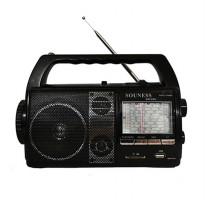 Portable Radio Souness SNI-09 USB