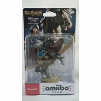 Nintendo Amiibo - Zelda Breath of The Wild - Link Rider