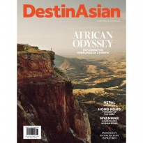 Majalah Destinasian - August / September 2016