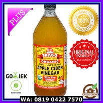 (Diskon) br.aGG Apple Cider Vinegar ( Cuka Apel) 946 ml