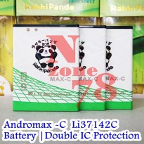 Baterai Andromax C Hisense LI37142C Double IC Protection