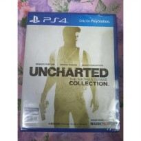 [Siap Kirim] PS4 Uncharted The Nathan Drake Collection Reg 3 Asia Region BD Game
