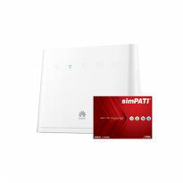 Home Router Huawei 4G LTE Unlocked Free Tsel