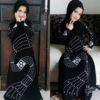 ABAYA ANAK MATA SWAROZKY IMPORT / FASHION ANAK / DRESS