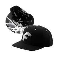 Forgiato Topi Snapback - Black