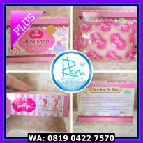 (Diskon) PURE SOAP by JELLYS THAILAND
