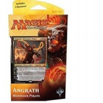 Magic the Gathering Planeswalker Deck Rivals of Ixalan - Angrath SJ0260