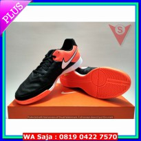 SEPATU FUTSAL - NIKE TIEMPO X GENIO II LEATHER IC ORI ART#819215018