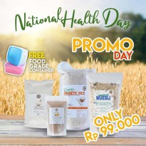 Promo National Health Day