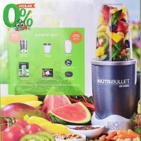 Nutribullet 600W 8 Piece Set Grey
