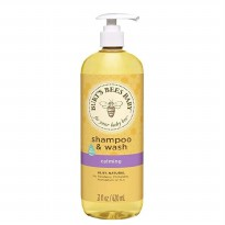 Burt's Bees Baby Shampoo and Wash Calming 620ml