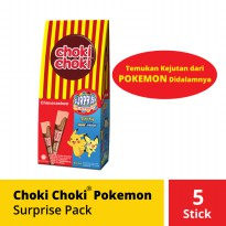 Choki Choki Pokemon Surprise Pack