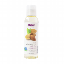 NOW® - Essential Oil - - Almond / Grapeseed / Castor / Apricot