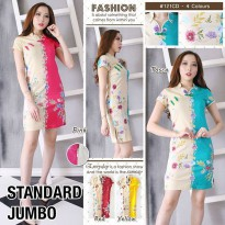 DRESS BATIK CHEONGSAM 121 CD STANDARD