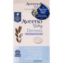 Aveeno Baby Dermexa Bath Treatment 106g