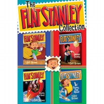 [SCOOP Digital] The Flat Stanley Collection (Four Complete Books)