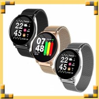 Smartwatch W8 Anti air Jam Tangan Pintar