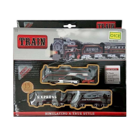 Train Set 19026B Mainan Kretaan Anak - Ages3+
