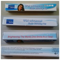Active Smile Teeth Whitening Pen / Bleaching Pen Pemutih Gigi Original