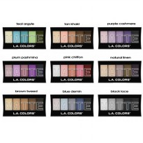 LA Colors Matte Eyeshadow
