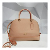 [Star Product] TAS COACH ORIGINAL - COACH SIERRA LARGE NUDE PINK