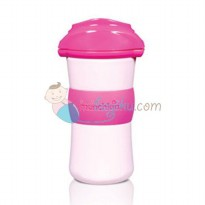 Munchkin Big Kid Cup BPA (266ml) Pink For Girls Age 1YR 6M+