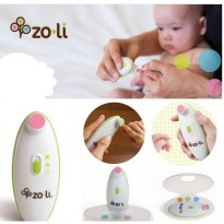 Zoli Buzz B Nail Trimmer alat pemotong kuku for bayi ORIGINAL