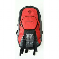 Palazzo 36169 Merah Red Tas Ransel Gunung Outdoor Hiking Carrier Keril 45 Liter Tas Mudik Backpack