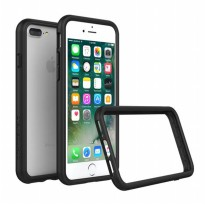 Rhino Shield Crash Guard Bumper Only for iPhone 7 Plus - Black
