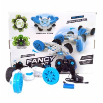 Ocean Toy Mainan Remote Control Fancy Stunt 360 Spin 5588-608 Blue White