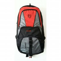 Palazzo 36166 Merah Red Tas Ransel Gunung Outdoor Hiking Carrier Keril 45 Liter Tas Mudik Backpack