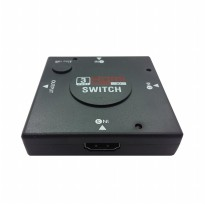 HDMI SWITCHER/Switch - SAMBUNG BANYAK DEVICE (PC/PS3/Etc) ke 1 TV