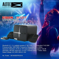 Promo NEW ALTEC LANSING SPEAKER 3512FT EIDON BLUETOOTH BASS TREBLE