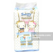 Sweety Pantz Royal Gold - S 66
