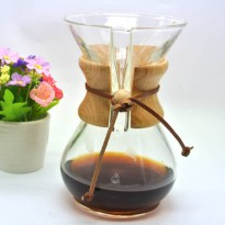 [globalbuy] NEW ARRIVAL 3-6 Cups Counted Chemex Style Syphon Coffee Drip Pot Ice Drip Make/2582754