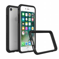 Rhino Shield Crash Guard Bumper Only for iPhone 7 - Black